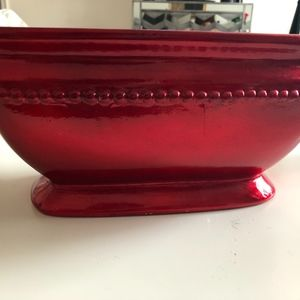 Red Decor Piece